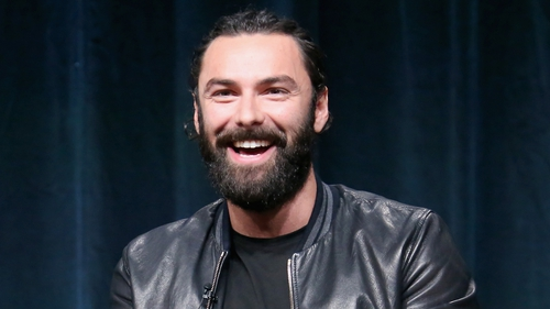 """Aidan Turner - """"I think next year might be the last one, certainly for a while."""""""