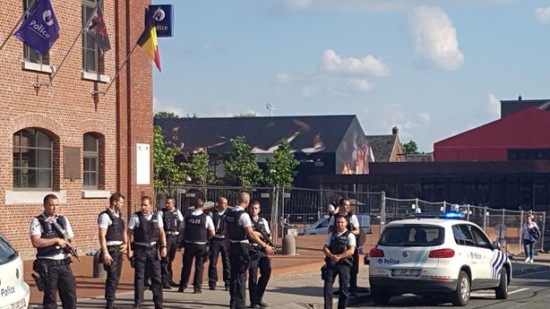 Charleroi attack Belgium