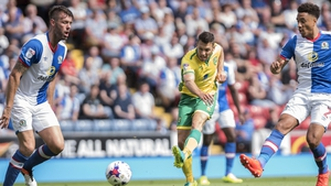 Hoolahan was on target against Blackburn Rovers in the season opener