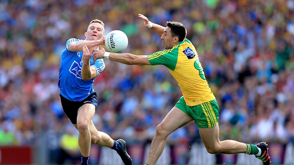 Ciarán Kilkenny and Dublin will now set their sights on a fourth championship meeting this decade with Kerry