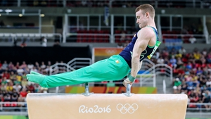 Kieran Behan failed to qualify for the final of the artistic gymnastics