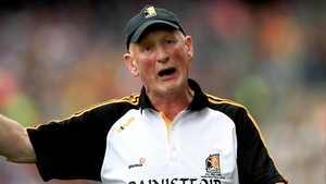 Brian Cody at Croke Park during Kilkenny's 1-21 to 0-24 draw with Waterford