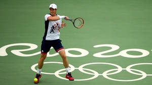 Andy Murray was in total control against Viktor Troicki