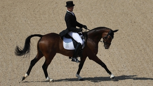 Evans and Cooley Rorkes Drift are in contention at Badminton