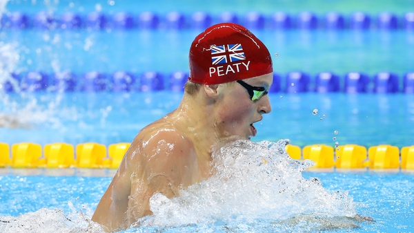 Adam Peaty competed at last year's meet