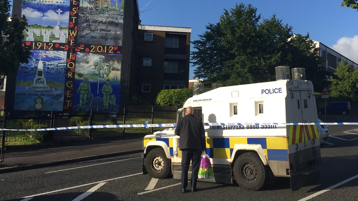Man shot dead in North Belfast