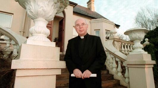 Death of Bishop Edward Daly