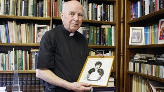 Archbishop Diarmuid Martin Reacts to Death of Edward Daly