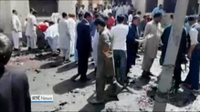 At least 70 killed in bomb attack in Pakistan