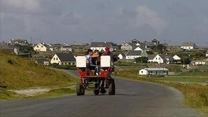 Power has been restored to 372 islanders