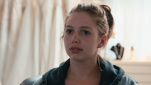 Rising star Seána Kerslake plays every scene with verve and sensitivity