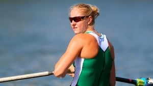 Puspure says she hasn't decided whether or not she will continue to row competitively