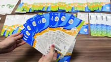 Rio police are investigating the alleged mis-selling of Olympics tickets