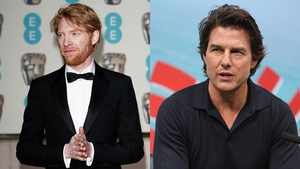Gleeson and Cruise - Have worked with The Bourne Identity director Doug Liman on American Made