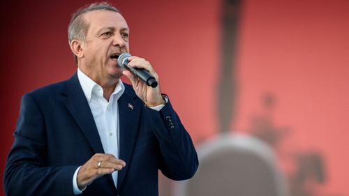 President Erdogan will visit Saudi Arabia before heading to Kuwait
