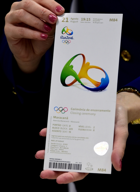 Olympic Ticket Touting