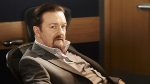 Ricky Gervais reprises the role of David Brent