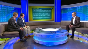 RTÉ Sport was contacted by Michael O'Reilly's representative