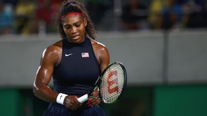 Serena Williams bowed out of the women's singles in Rio after losing to Elina Svitolina