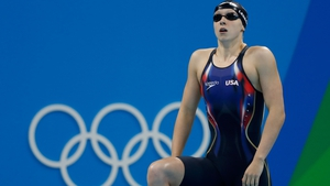 Katie Ledecky took her second gold medal of the 2016 games