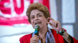 Dilma Rousseff was suspended from the presidency in May