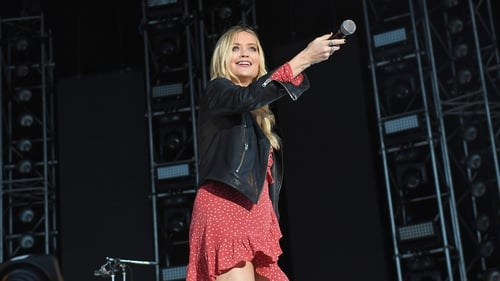 Whitmore - Joins singer Will Young and politician Ed Balls in the line-up