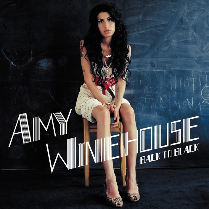 "10th anniversary of ""Back To Black"" by Amy Winehouse"