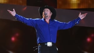 Garth Brooks: friends in high places. Bigly