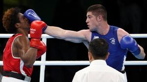 Joe Ward will remain an amateur until the Tokyo 2020 Olympics