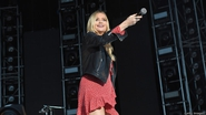 Laura Whitmore makes Strictly bid for glitterball glory