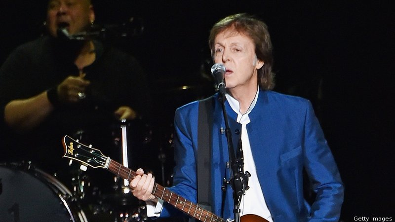 Paul McCartney Enjoys Seeing Multiple Generations At