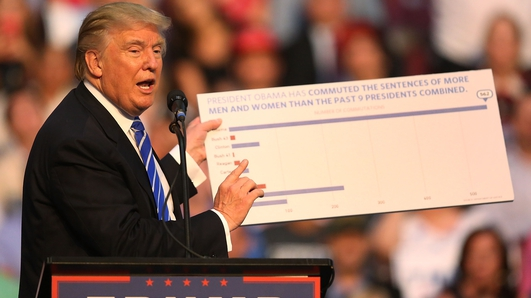 Donald Trump overhauls White House campaign