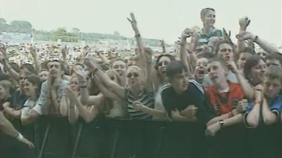 Oasis Fans Converge On Cork