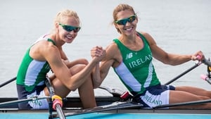 Claire Lambe and Sinead Lynch