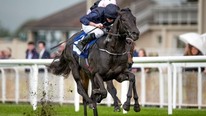 Caravaggio has not been seen since winning the Phoenix Stakes last summer