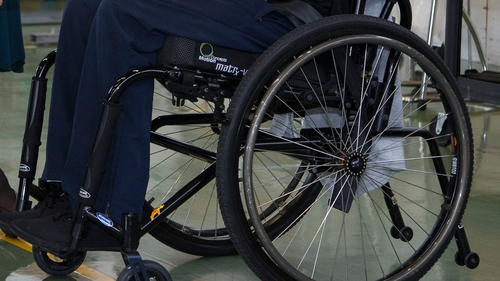 Disability activists say common hazards are: vehicles parked on footpaths, sandwich boards on pavements and bikes locked to poles