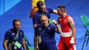 Zaur Antia is sticking with Irish Boxing
