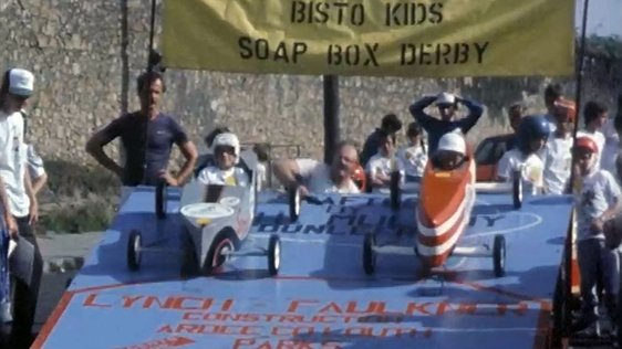 Bray Soap Box Derby (1986)