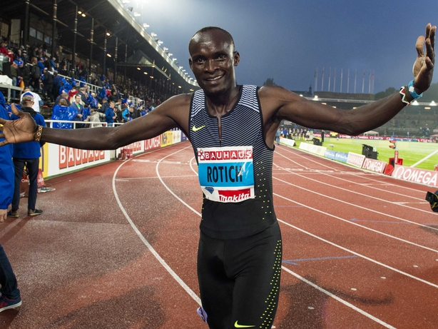Kenyan coach sent home after posing as athlete for drug test