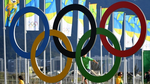 This year's Olympics remain in doubt