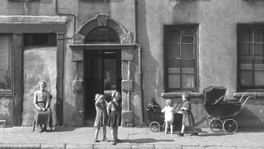 Chamber Street, Dublin Nevill Johnson Collection