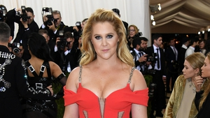 Amy Schumer - ''Famous people are exhausting and too much work to be friends with, other than Jennifer Lawrence""