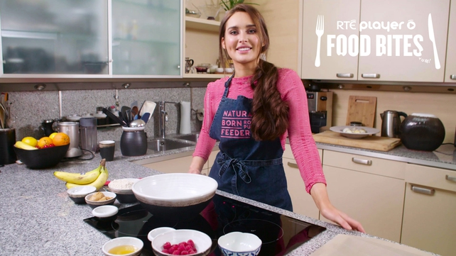 Roz Purcell's Food Bites are on RTE Player now!