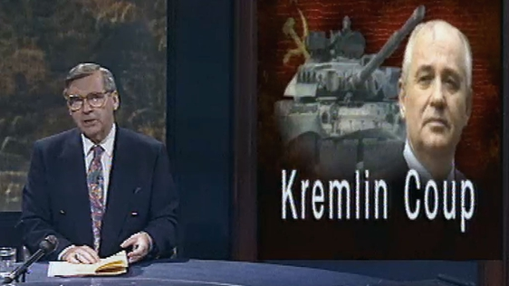 Today Tonight Special : Kremlin Coup (1991)
