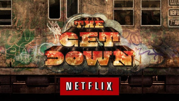 """The Get Down"" on Netflix"