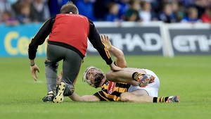 Fennelly pulled up with ten minutes remaining in his side's semi-final replay with Waterford