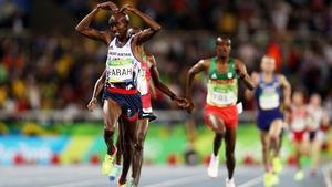 Mo Farah retained his 5,000 and 10,000 metres Olympic titles in Rio this year