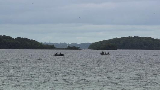 Lough Corrib and pike