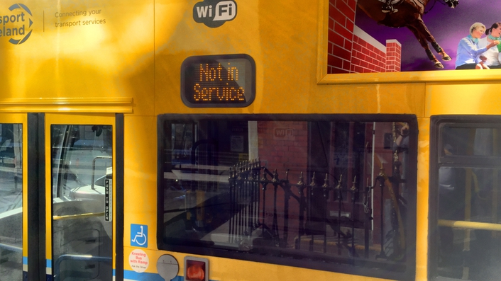 Dublin Bus strike causes particular problems for people with disabilities