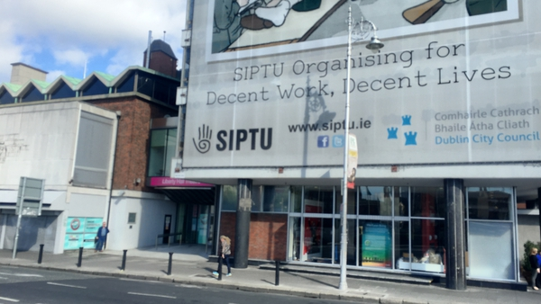 SIPTU has written to Minister for Social Protection Heather Humphreys